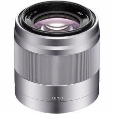 Ôn Tập Ống Kinh Sony Sel 50Mm F1 8 Oss Bạc Sony Trong Vietnam
