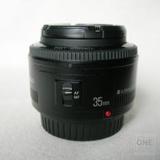 Ống Kinh Yongnuo Yn35Mm F2 Cho May Ảnh Canon Tặng Kem Filter Uv 52Mm Hồ Chí Minh Chiết Khấu