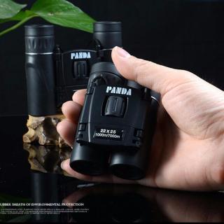 Ống nhòm PANDA 22x25 (Đen) - Tầm nhìn xa lên tới 1000m thumbnail