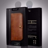 Cửa Hàng Ốp Bao Da Kiem Vi Đựng Tiền Thẻ Atm Cho Iphone 6 Plus Rẻ Nhất