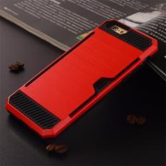 Ốp Chống Sốc dành cho iPhone 6plus/6splus (Đỏ)