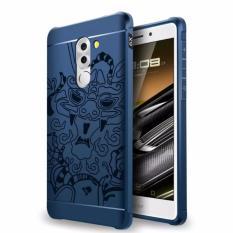 Ốp Chống Sốc Hoa Văn Rồng Cho Huawei Gr5 2017 Honor 6X Rẻ