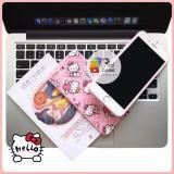 Mã Khuyến Mại Ốp In Hinh 3D Meo Kitty Iphone 7 Plus Hồng Rẻ