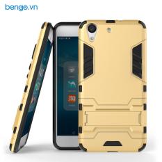 Giá Bán Ốp Lưng 2 Lớp Dựng May Cho Huawei Y6Ii Vang Đồng Other Brands Nguyên