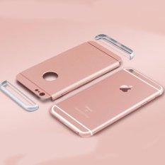 Giá Bán Ốp Lưng 3 Trong 1 Cho Điện Thoại Iphone 7 Plus Đen Đỏ Oem Mới