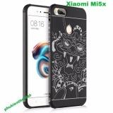 Mua Ốp Lưng 3D Chống Sốc Hoa Văn Rồng Cho Xiaomi Mi5X Mi A1 Cao Cấp Trong Hà Nội