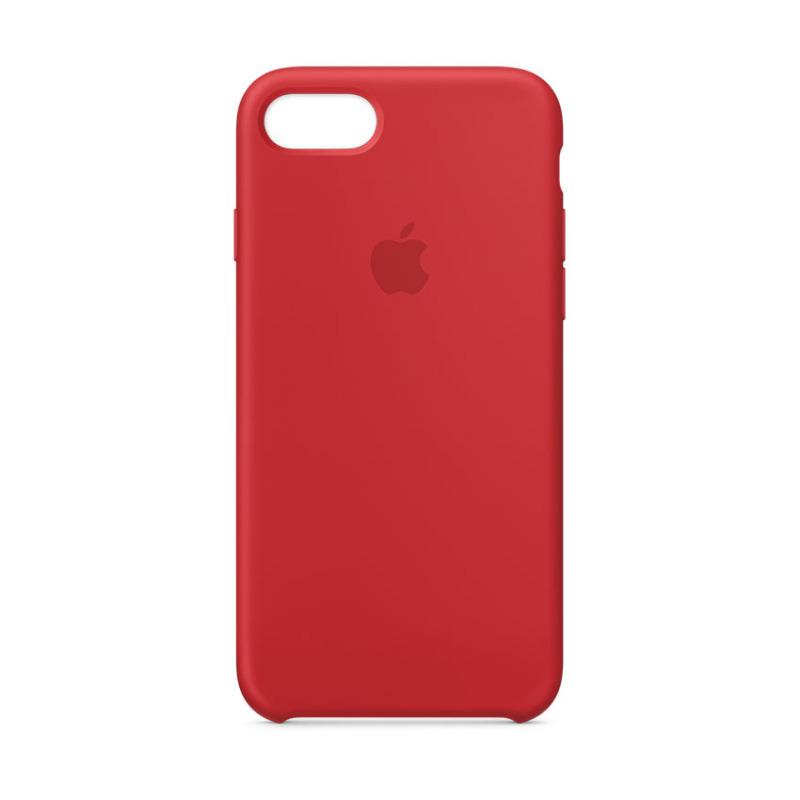 Giá Ốp Lưng Apple iPhone 8 / 7 Silicone Case (PRODUCT)RED