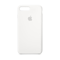 Bán Ốp Lưng Apple Iphone 8 Plus 7 Plus Silicone Case White Rẻ