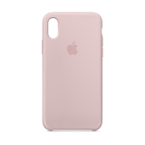 Ốp Lưng Apple Iphone X Silicone Case Pink Sand Hồ Chí Minh