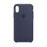 Ốp Lưng Apple Iphone X Silicone Case Midnight Blue Chiết Khấu Hồ Chí Minh
