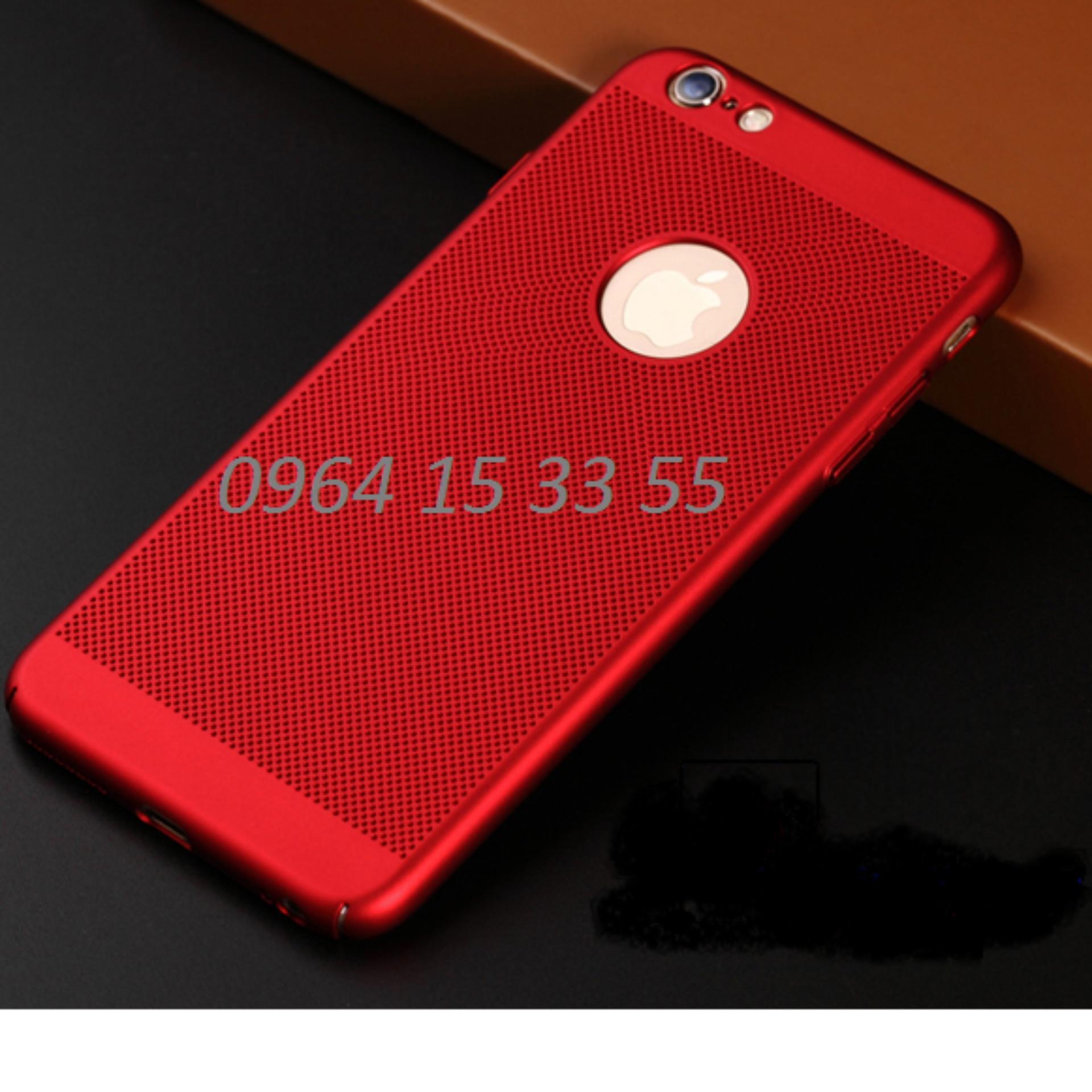 Ốp Lưng Cho Iphone 6/ 6S Dạng Lưới Tản Nhiệt