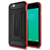 Ốp Lưng Cho Iphone 6S Plus Spigen Neo Hybrid Carbon Dante Red Uv Gloss Coated Sgp11668 Đỏ Mới Nhất