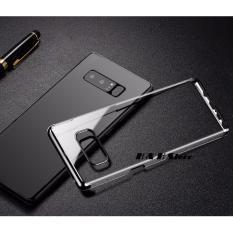 Mua Ốp Lưng Cho Samsung Galaxy Note 8 Baseus Glitter Trong Suốt Viền Mạ Crom