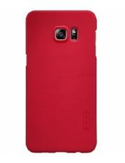 Bán Ốp Lưng Cho Samsung S6 Edge Plus Nillkin Đỏ Rẻ Vietnam