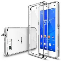 Bán Mua Ốp Lưng Cho Z3 Compact Ringke Fusion Crystal Clear Hang Nhập Khẩu Hồ Chí Minh