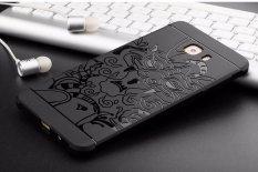 Mã Khuyến Mại Ốp Lưng Chống Sốc Hoa Văn Cho Samsung Galaxy C9 Pro