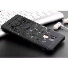 Ốp Lưng Chống Sốc Hoa Văn Cho Xiaomi Redmi 4 Prime Trong Hà Nội