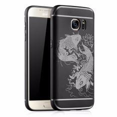 Giá Bán Ốp Lưng Chống Sốc Hoa Văn Hinh Ca Chep Cho Samsung Galaxy S7 Fashion Case Trực Tuyến