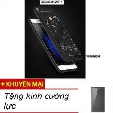Bán Ốp Lưng Chống Sốc Hoa Văn Họa Tiết Rồng Xiaomi Mi Max 2 Tặng Kinh Cường Lực Rẻ Trong Vietnam