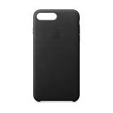 Ốp Lưng Apple Iphone 8 Plus 7 Plus Leather Case Black Nguyên