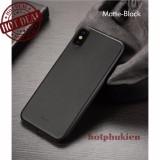 Ốp Lưng Da Cao Cấp Cho Iphone X Hiệu Bensk Sieu Mỏng 4 Mm Bảo Vệ Toan Diện 360 Độ Đen Phan Phối Bởi Hotphukien Trong Hồ Chí Minh