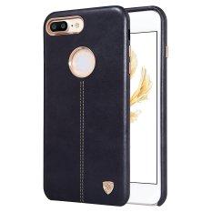 Mua Ốp Lưng Da Thật Cho Iphone 7 Plus Nillkin Englon Đen Rẻ
