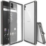 Mua Ốp Lưng Danh Cho Z5 Premium Ringke Fusion Crystal Smoke Black Hang Nhập Khẩu Sony Trực Tuyến