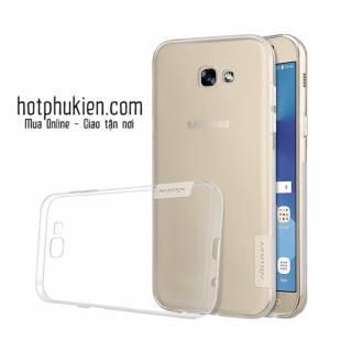 [HCM]Ốp lưng dẻo trong suốt Nillkin cho Samsung Galaxy A7 2017 thumbnail