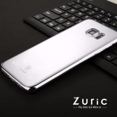 Ốp Lưng Galaxy S7 Edge Cứng Trong Suốt Viền Mau Baseus Baseus Chiết Khấu 50