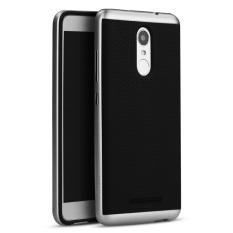 Ốp lưng Ipaky cho Xiaomi Redmi Note 3 Pro (Đen viền Bạc)