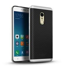 Ốp lưng Ipaky chống sốc cho Xiaomi Redmi Note 4 (Đen viền Bạc)
