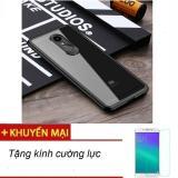 Giá Bán Ốp Lưng Ipaky Trong Suốt Viền Mau Cao Cấp Cho Xiaomi Redmi 5 Plus Tặng Kinh Cường Lực Mới Nhất