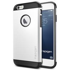 Giá Bán Ốp Lưng Iphone 6 6S Hiệu Spigen Slim Armor Trắng Spigen Mới
