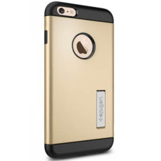 Mua Ốp Lưng Iphone 6 Plus 6S Plus Spigen Slim Armor Vang Gold
