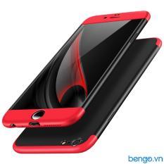 Bán Mua Ốp Lưng Iphone 6 6S Plus 360 Sieu Mỏng Đen Viền Đỏ Mới Vietnam