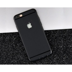 Hình ảnh Ốp lưng iPhone 6/6s Silicon dẻo đen