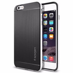 Giá Bán Ốp Lưng Iphone 6S Plus 6 Plus Hiệu Spigen Neo Hybrid Viền Trắng Spigen Mới