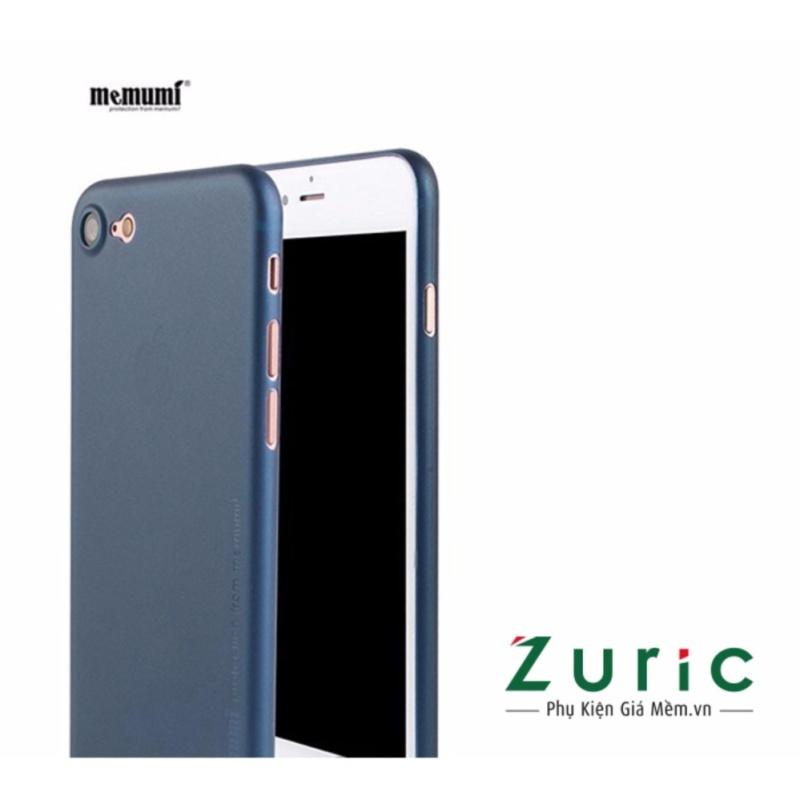 Giá Ốp lưng iPhone 7/ iPhone 8 nhám mờ siêu mỏng hiệu Memumi cao cấp