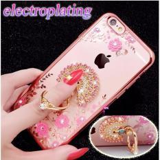 Hình ảnh Ốp lưng iphone 7 plus nhựa dẻo+Tặng kèm nhẫn đỡ điện thoại 69K K26