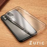 Ốp Lưng Iphone X Cứngtrong Suốt Viền Mau Hiệu Benks Rẻ