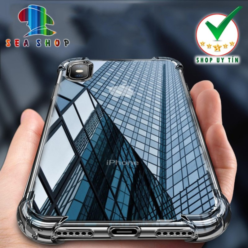 Giá Ốp lưng iPhone X / iPhone 10 silicon chống sốc