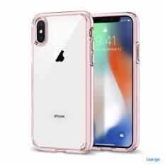 Mua Ốp Lưng Iphone X Spigen Ultra Hybrid Rose Crystal Mới