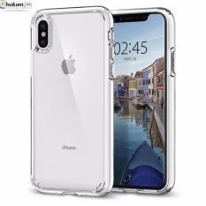 Giá Bán Ốp Lưng Iphone X Spigen Ultra Hybrid Trong Suốt Chống Sốc Spigen Vietnam