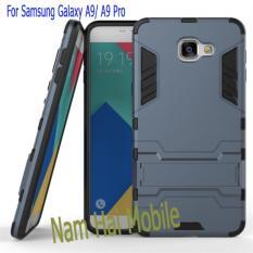 Ốp Lưng chống sốc Iron Man cho Samsung Galaxy A9 Pro
