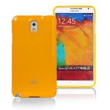 Bán Ốp Lưng Jelly Mercury Samsung Galaxy Note 3 Ốp Dẻo Silicone Goospery Vang Rẻ