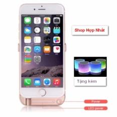 Ôn Tập Tốt Nhất Ốp Lưng Kiem Pin Sạc Dự Phong Dung Cho Iphone 6 6S Tặng Kem Loa Mini Bluetooth Hld 600 Led Nhay Theo Nhạc Tặng Cốc Sạc Điện Thoại