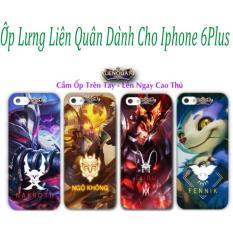 Ôp Lưng Liên Quân Mobile Dành Cho Iphone 6Plus