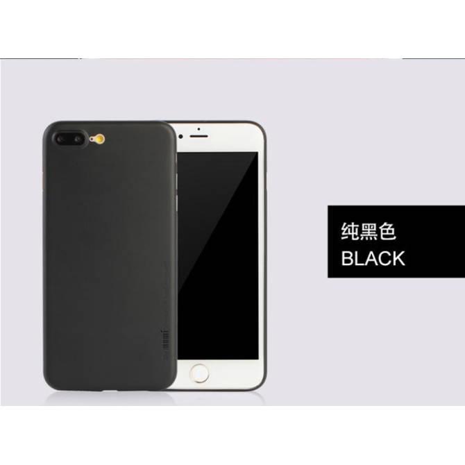 Hình ảnh Ốp lưng iPhone 7 Plus hiệu Memumi 0.3mm siêu mỏng (Đen)