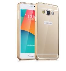 Giá Bán Ốp Lưng Nguyen Khối Bong Danh Cho Samsung Galaxy E7 Vang Tốt Nhất