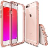 Bán Ốp Lưng Ringke Fusion Iphone 6 6S Rose Gold Viền Hồng Hang Nhập Khẩu Hồ Chí Minh